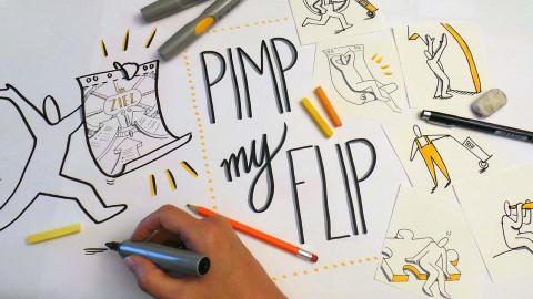 Pimp my Flip – professionell visualisieren (Basis)