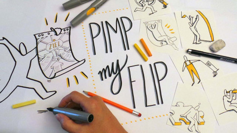 Pimp my Flip – professionell visualisieren (Basis)